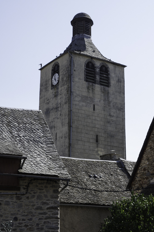 Clocher de Saint Chely
