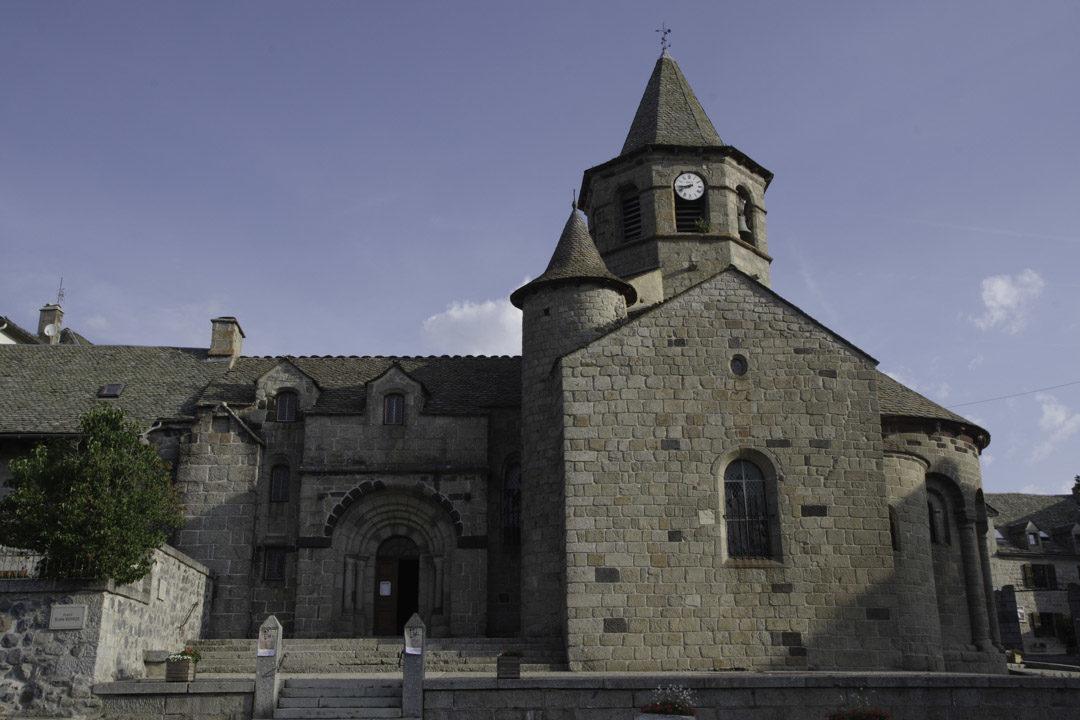 Eglise de Nasbinals