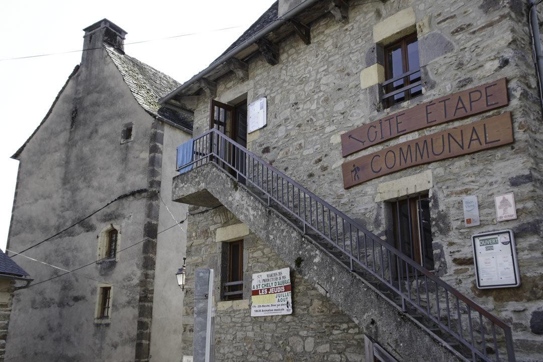 Gite d'Etape Communal de Saint Chely d'Aubrac
