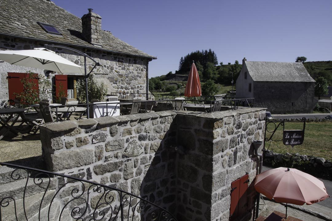 La Maison de Rosalie à Montgros