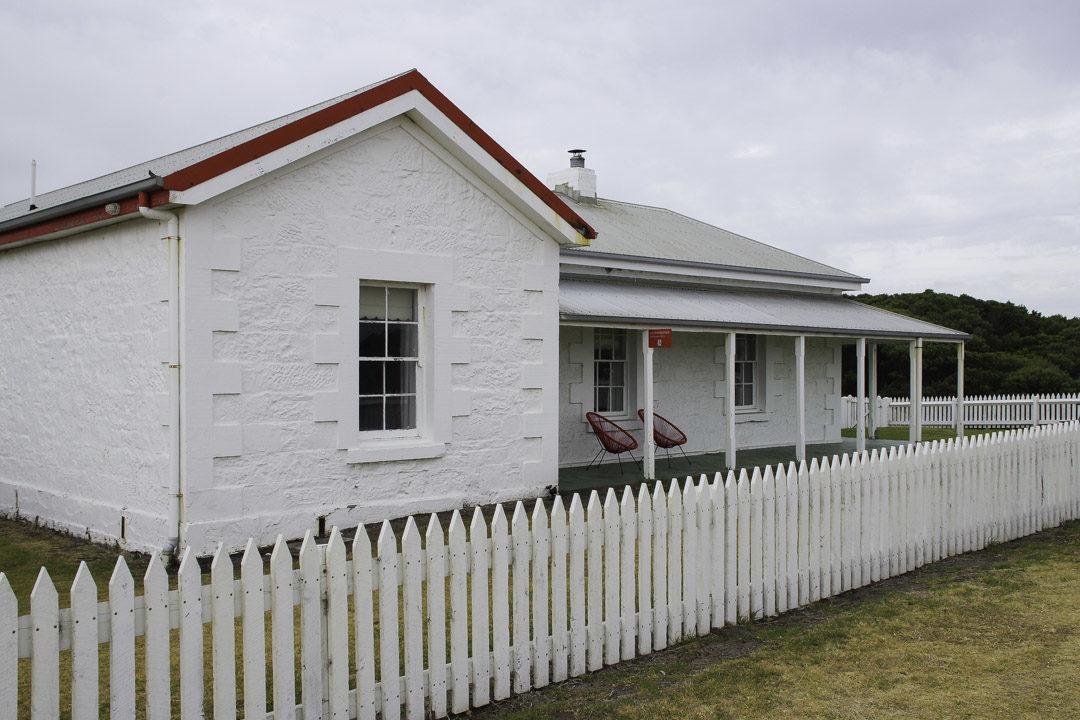 Maison du gardien de phare reconverti en cottage