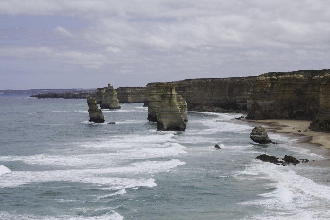les Douze Apôtres - Australie