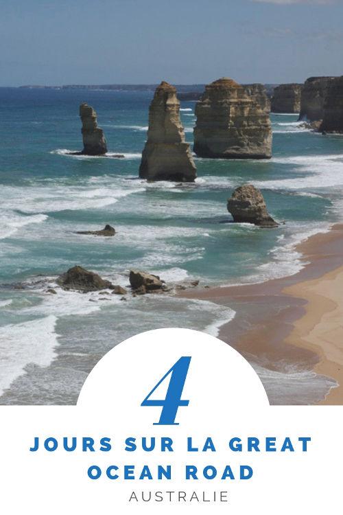 4 jours sur la Great Ocean Road - Victoria - Australie