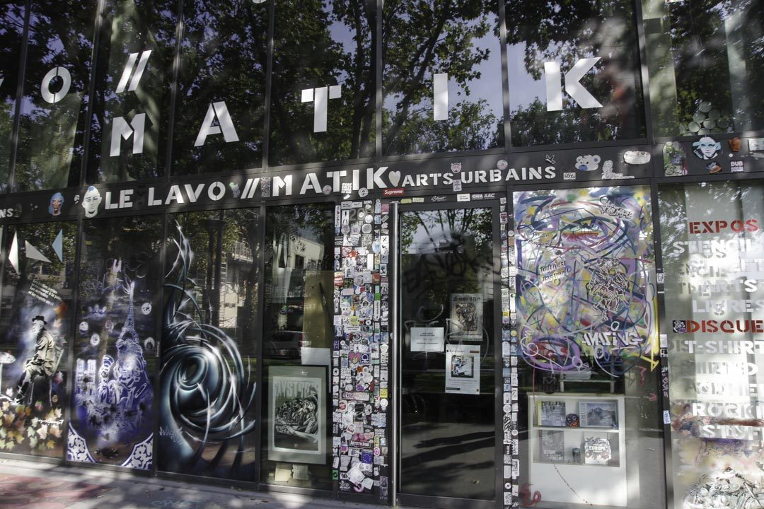Galerie du Lavo - Matik - Paris