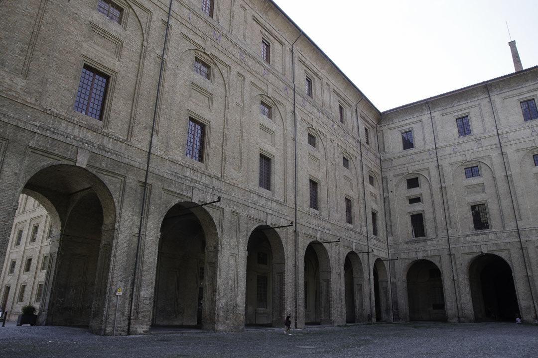 Palazzo della Pilotta à Parme