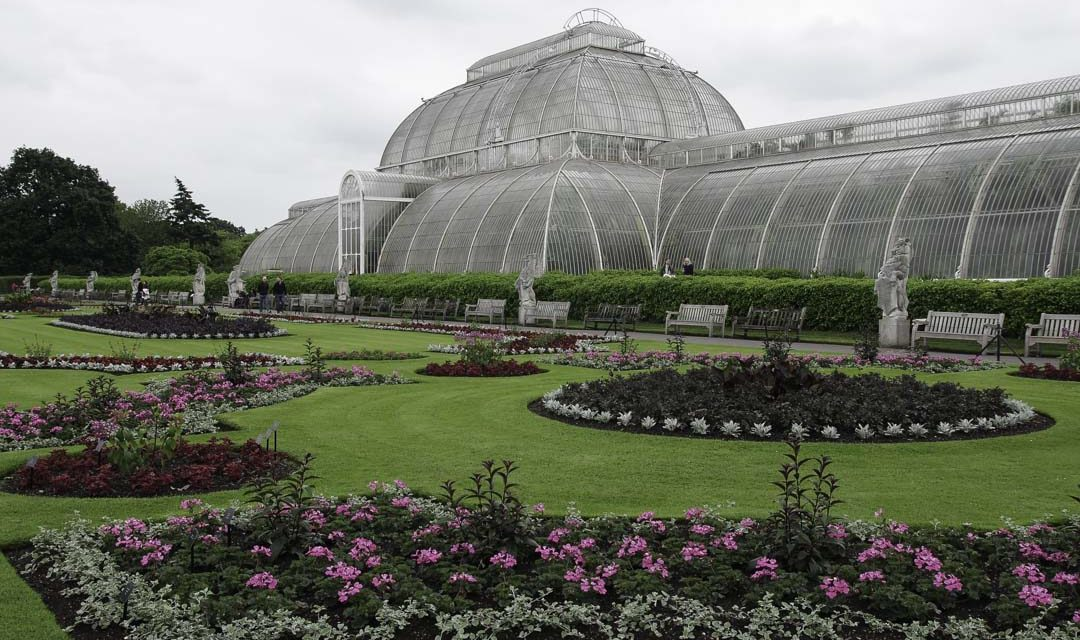 Un après-midi à Kew Gardens
