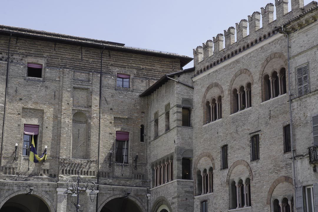 Place Garibaldi - Parme