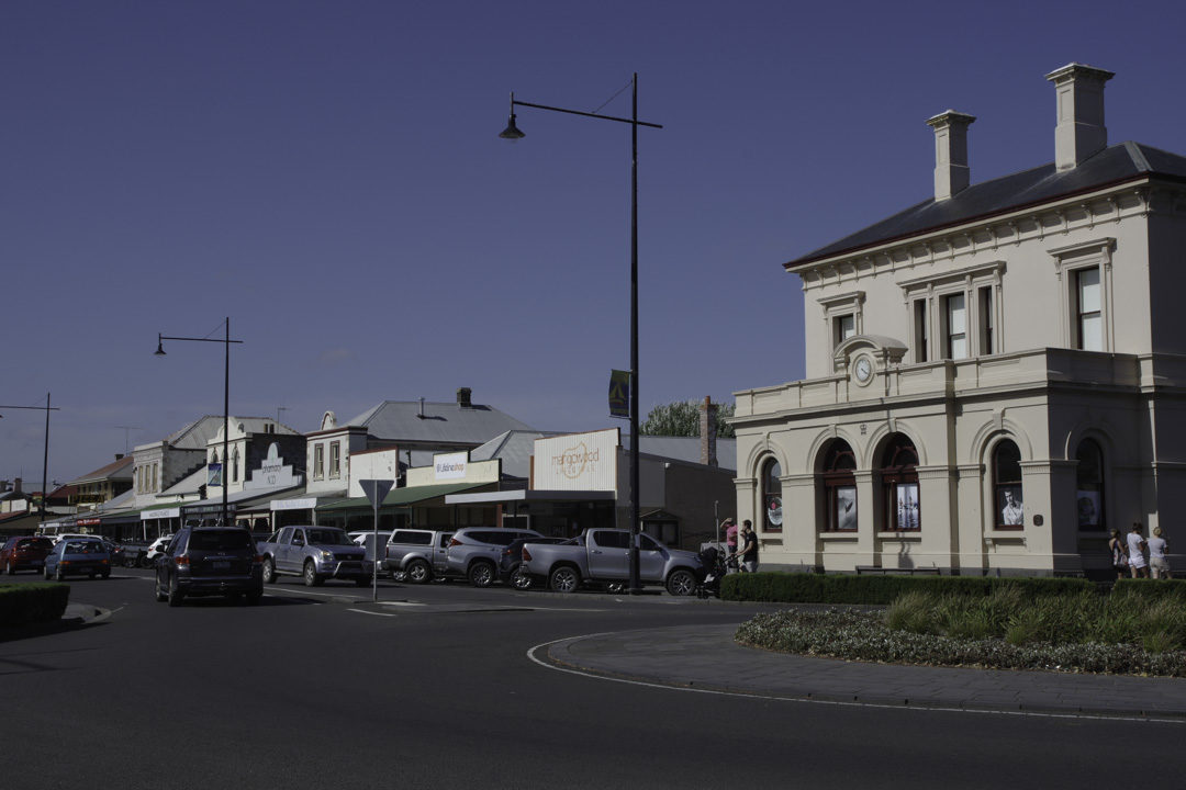 centre ville de Port Fairy