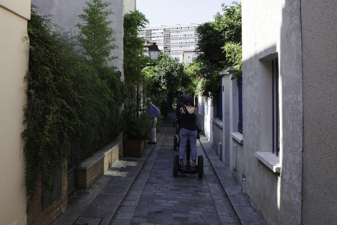 ruelle dans le 13eme arrondissement