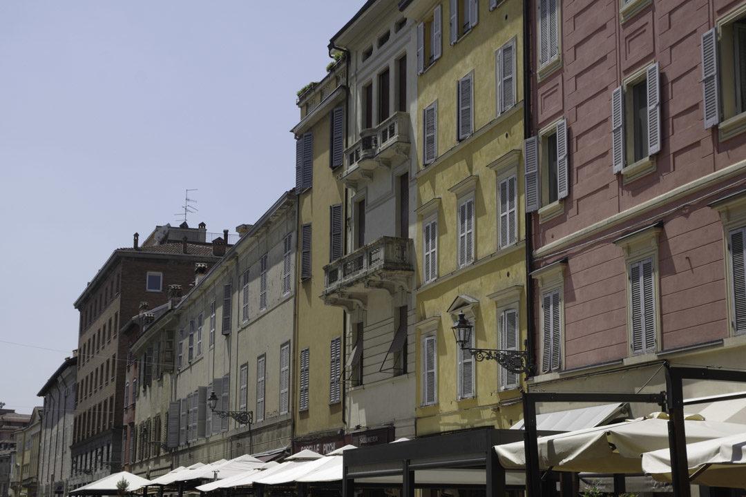 Strada Farini - Parme
