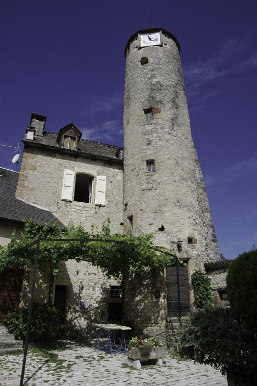 Tour de l'horloge - La Canourgue