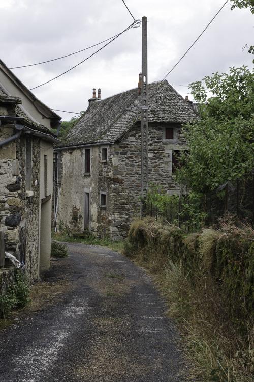 village en lozere