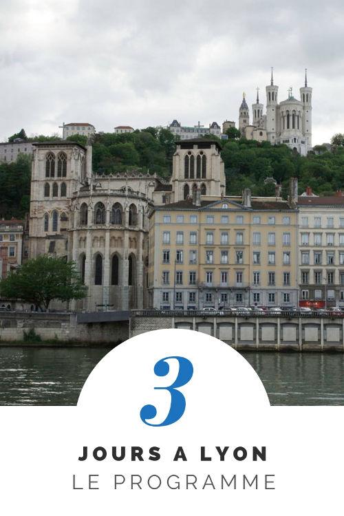 Que faire à Lyon en 3 jours ? Découverte des quartiers du Vieux Lyon, de la Croix Rousse et de la Presque Ile