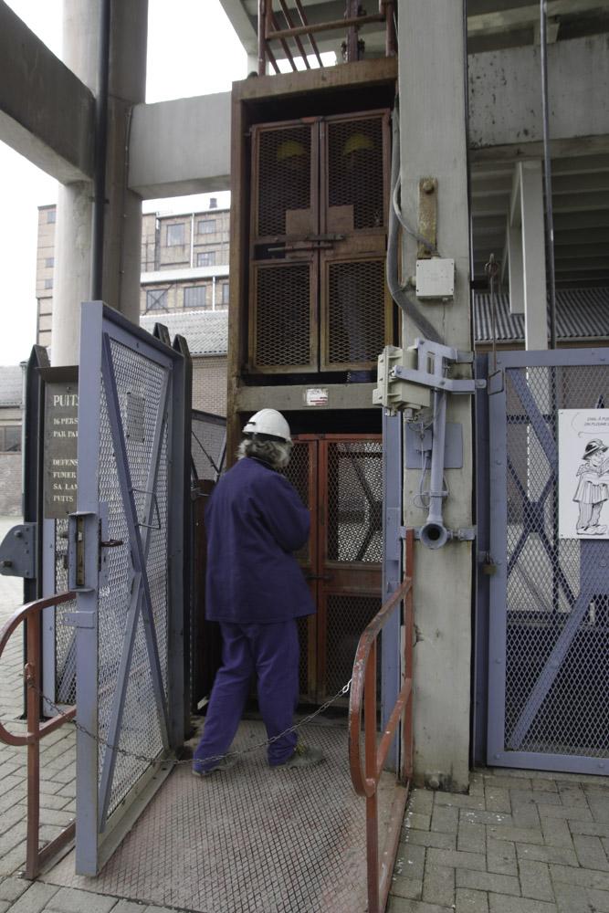 Ascenseur du Puits N°1