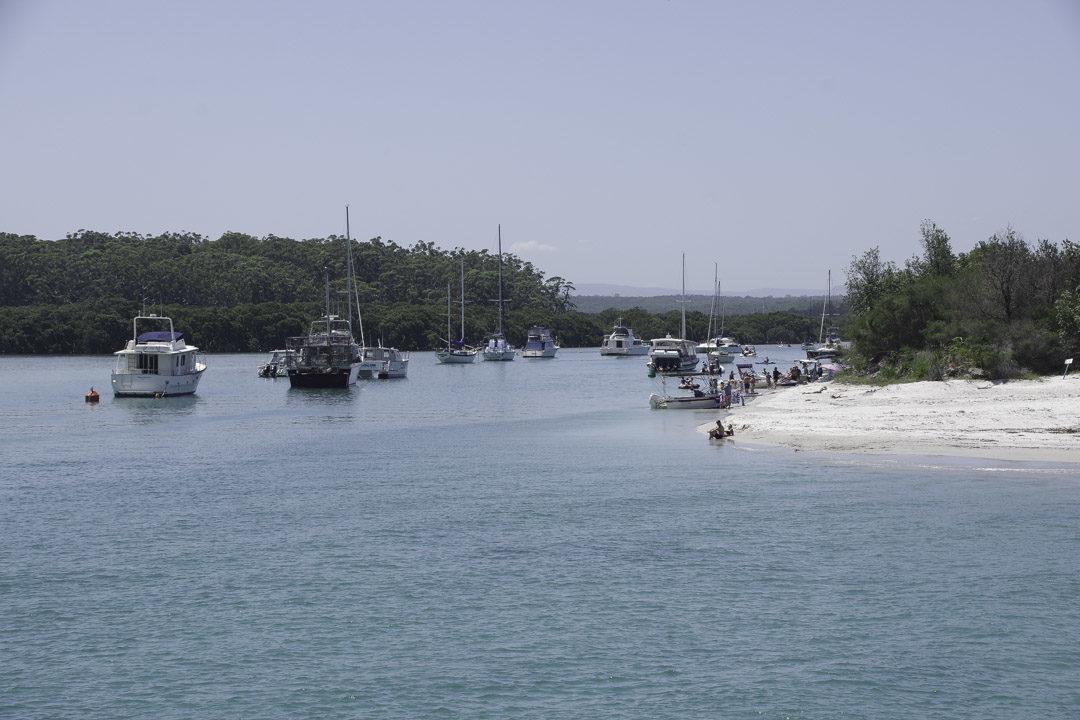 Paysage de la Baie de Jervis