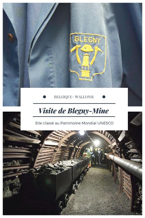 Visiter Blegny-Mine, un des sites miniers majeurs en Wallonie