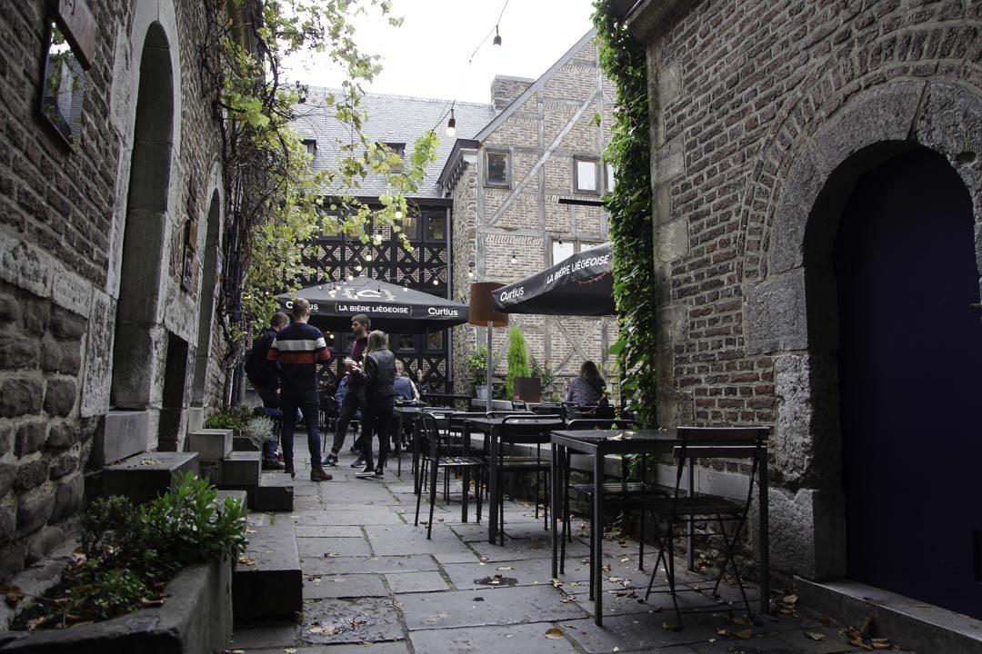 La Brasserie C à Liège