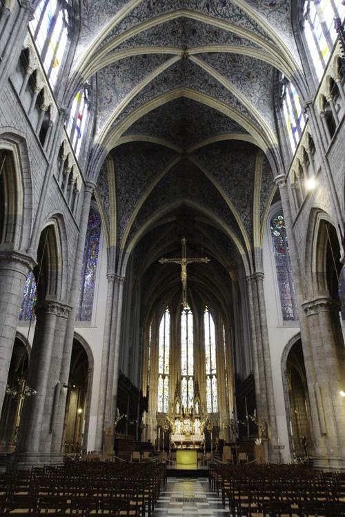 Cathdrale Saint Paul de Liège