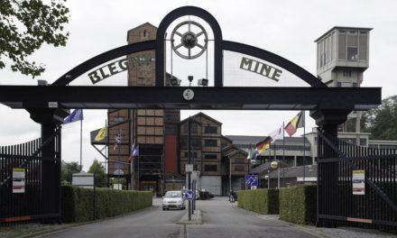Visite de Blegny-Mine