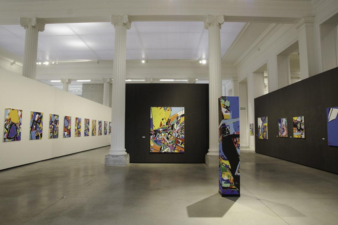 Exposition sur Luis Salazar à la Boverie