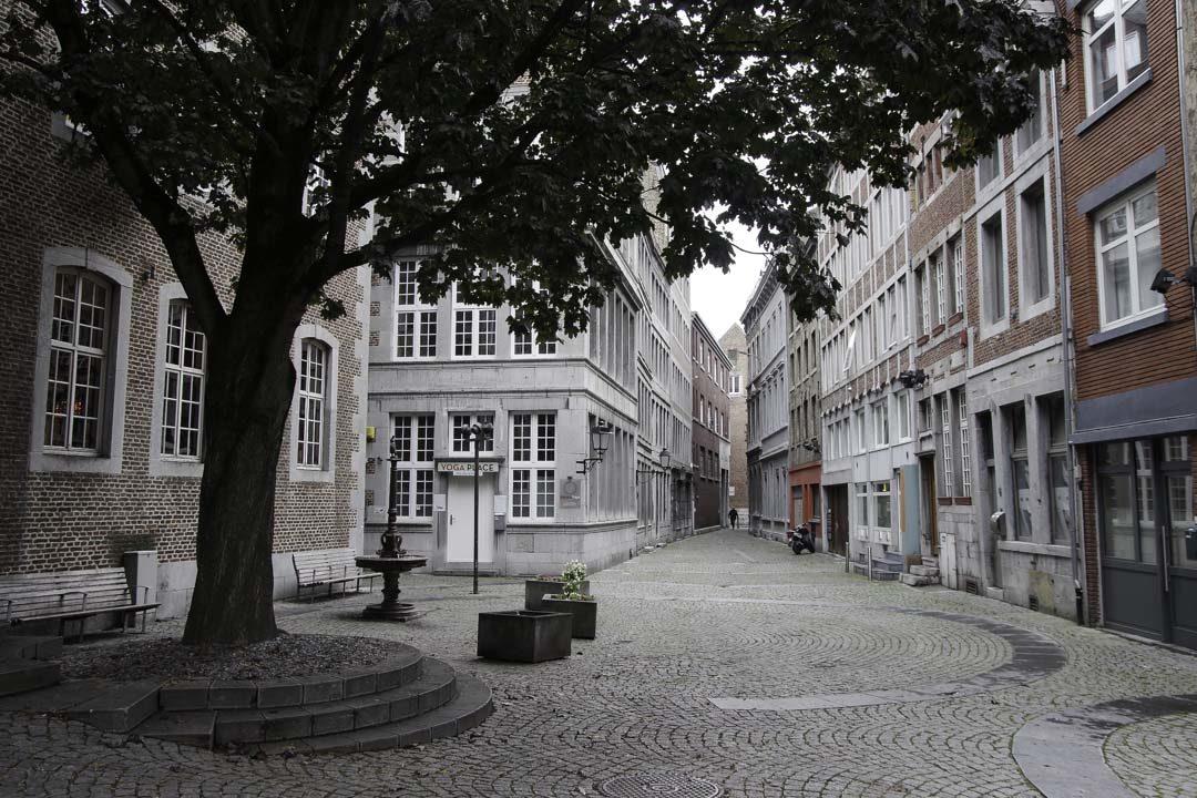 Ilot Saint Georges à Liège