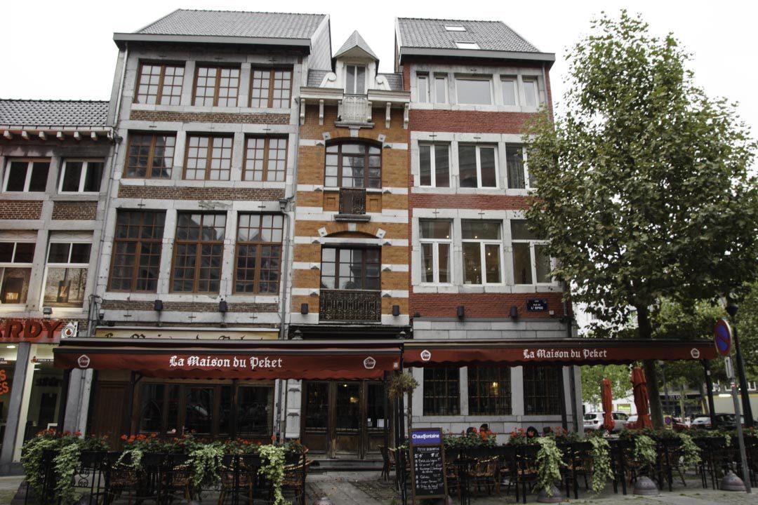 La Maison du Peket à Liège