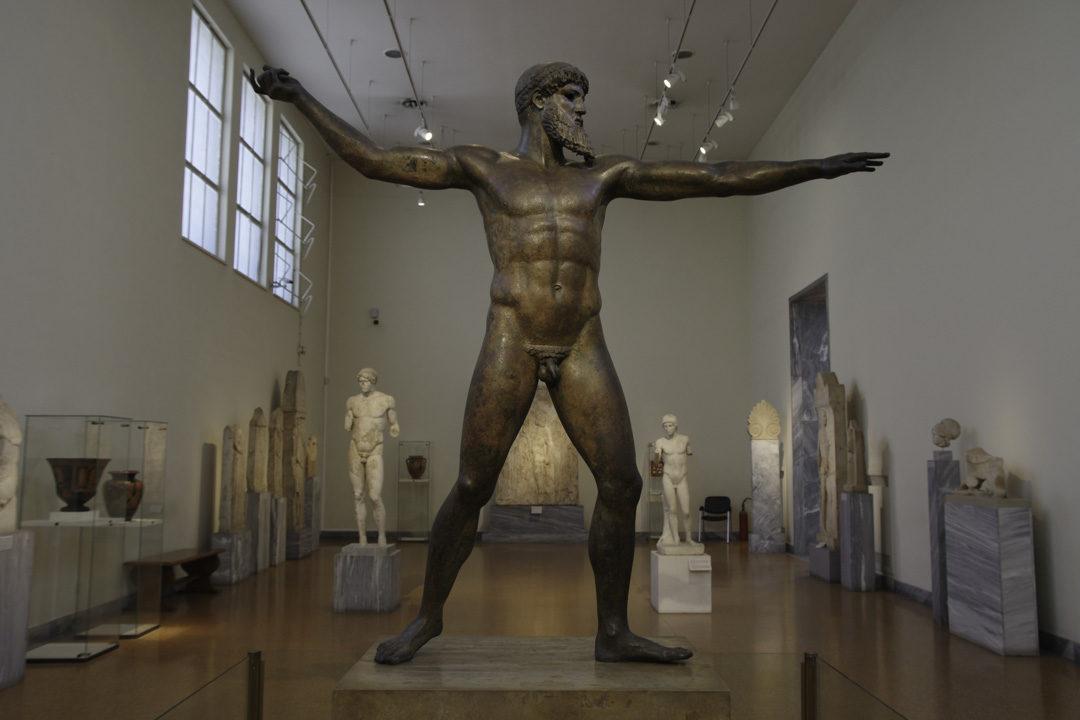 Musée Archeologique d'Athènes