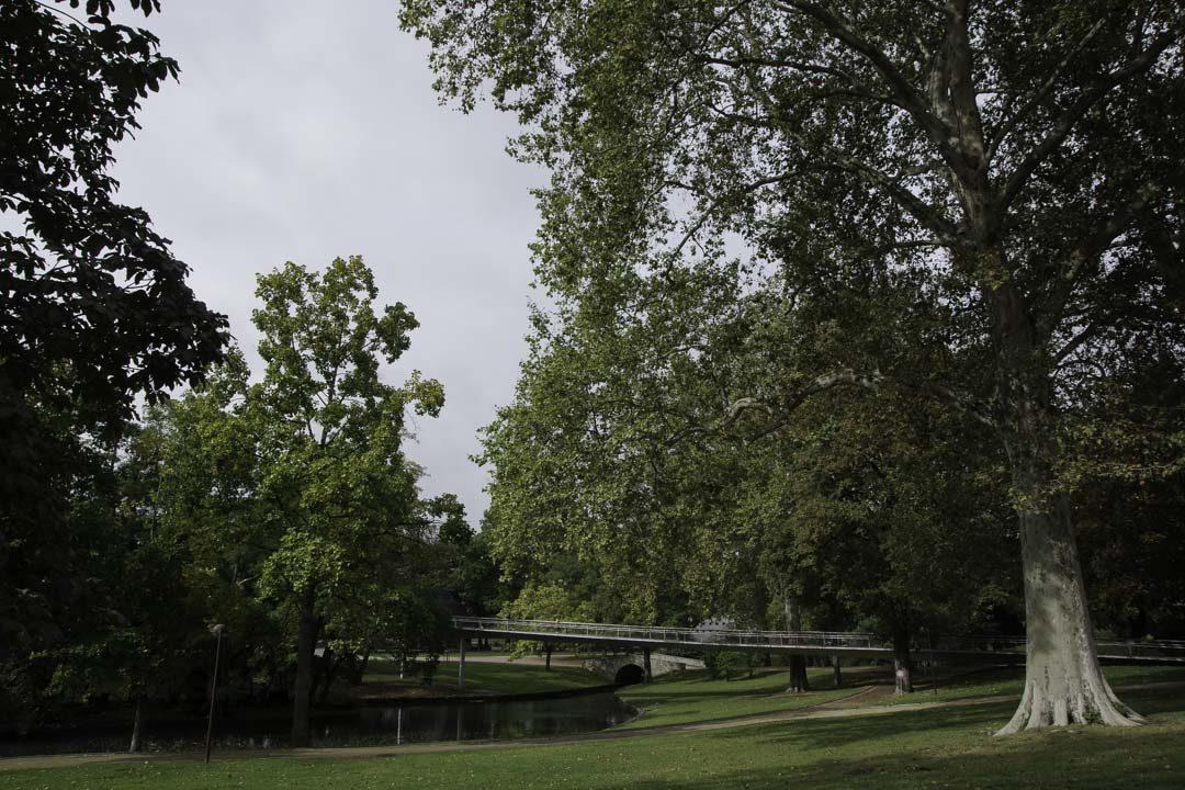 Parc de la Boverie à Liège