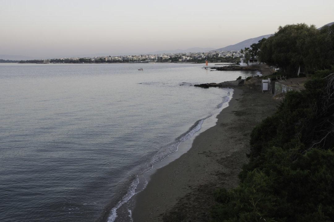 plages d'Athènes