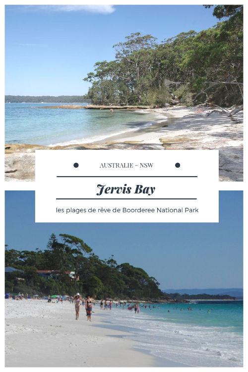 Que voir et que faire à Jervis Bay ? Les plus belles plages de sables du New South Wales