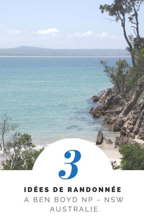 3 idées de randonnées dans le Parc National de Ben Boyd en Australie