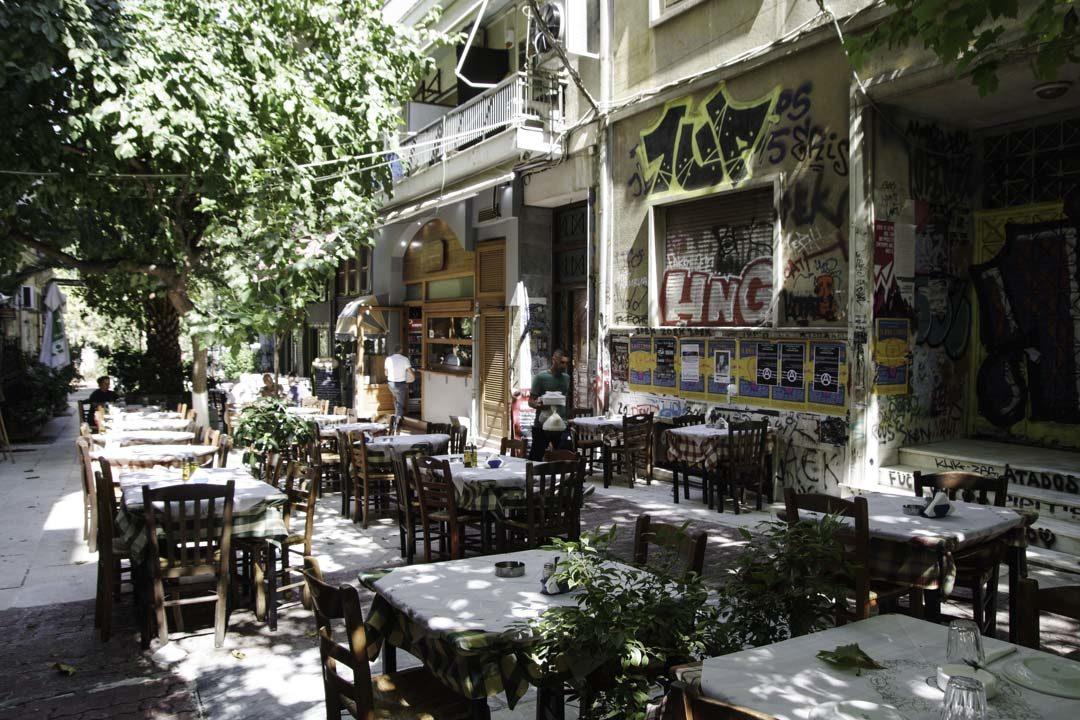 Restaurant Rozalia - Exarchia