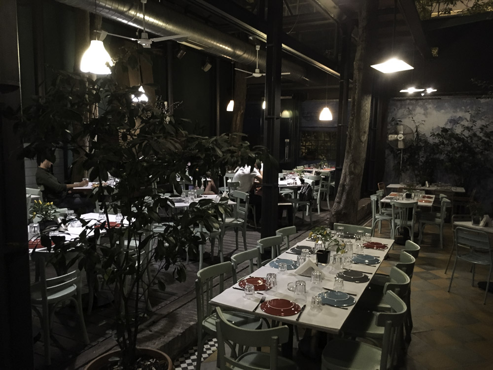 restaurant Yiantes