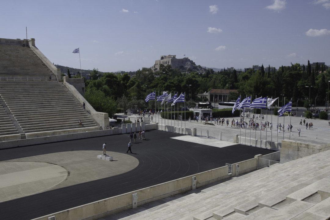 Stade antique d'Athènes