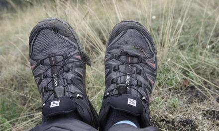 Test des chaussures de randonnée Salomon X Ultra 3 GTX Women