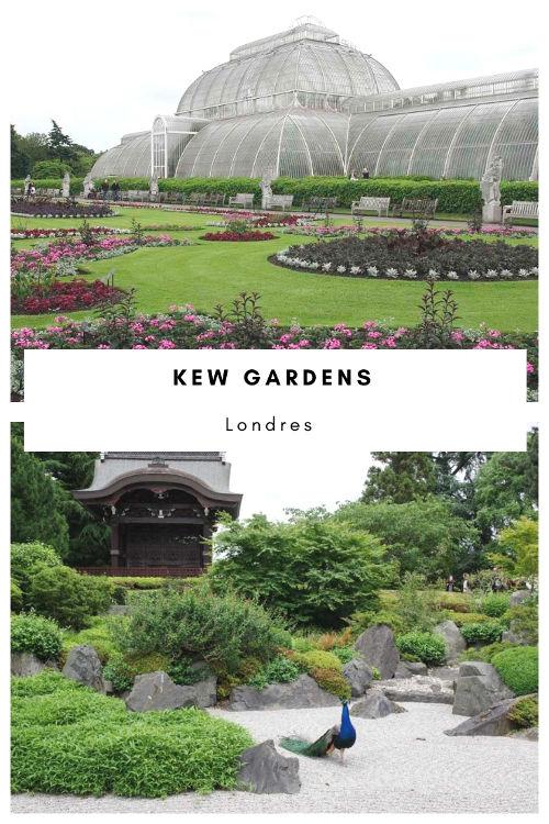 Visiter les jardins botaniques royaux de Kew Gardens - Londres