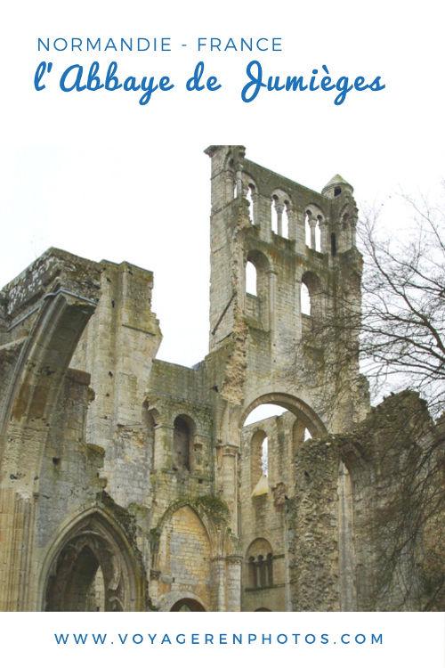 Visite de l'Abbaye de Jumièges