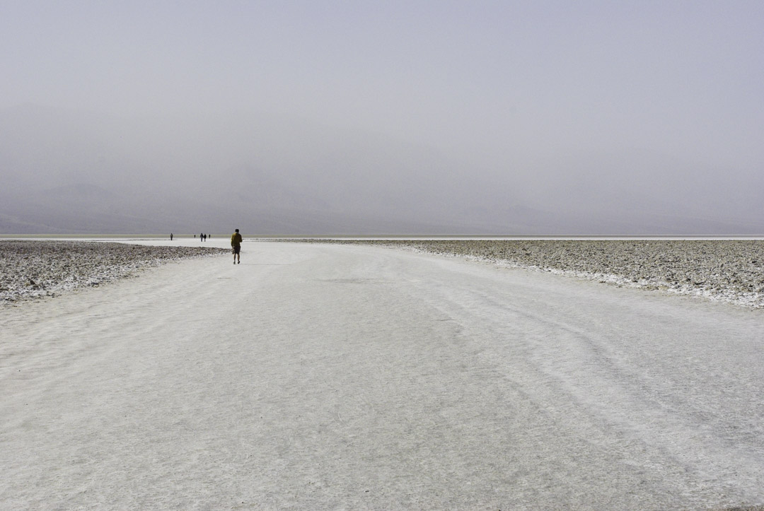 Badwater Bassin - Death Valley