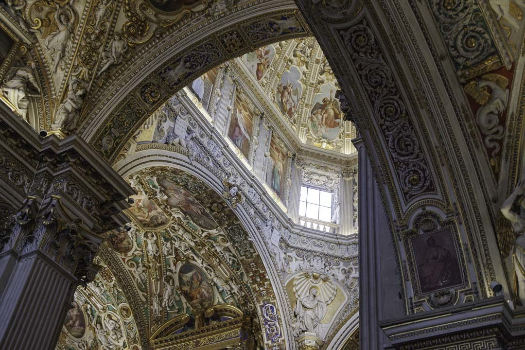 Basicila Santa Maria Maggiore - Bergame