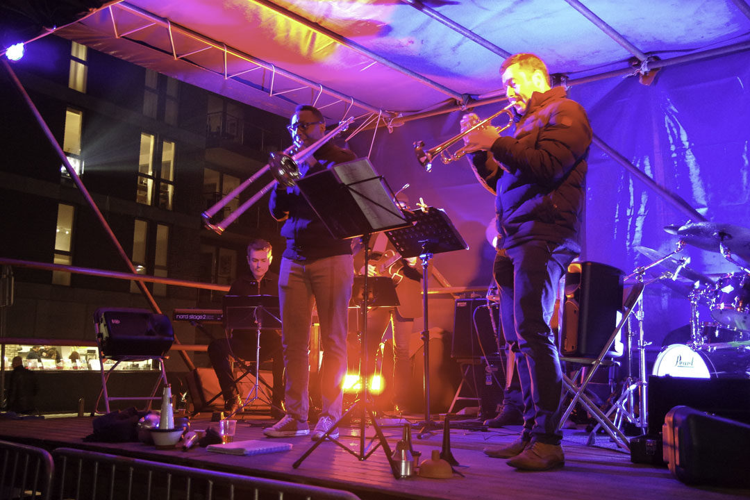 Concert lors de la nuit des coteaux de la citadelle