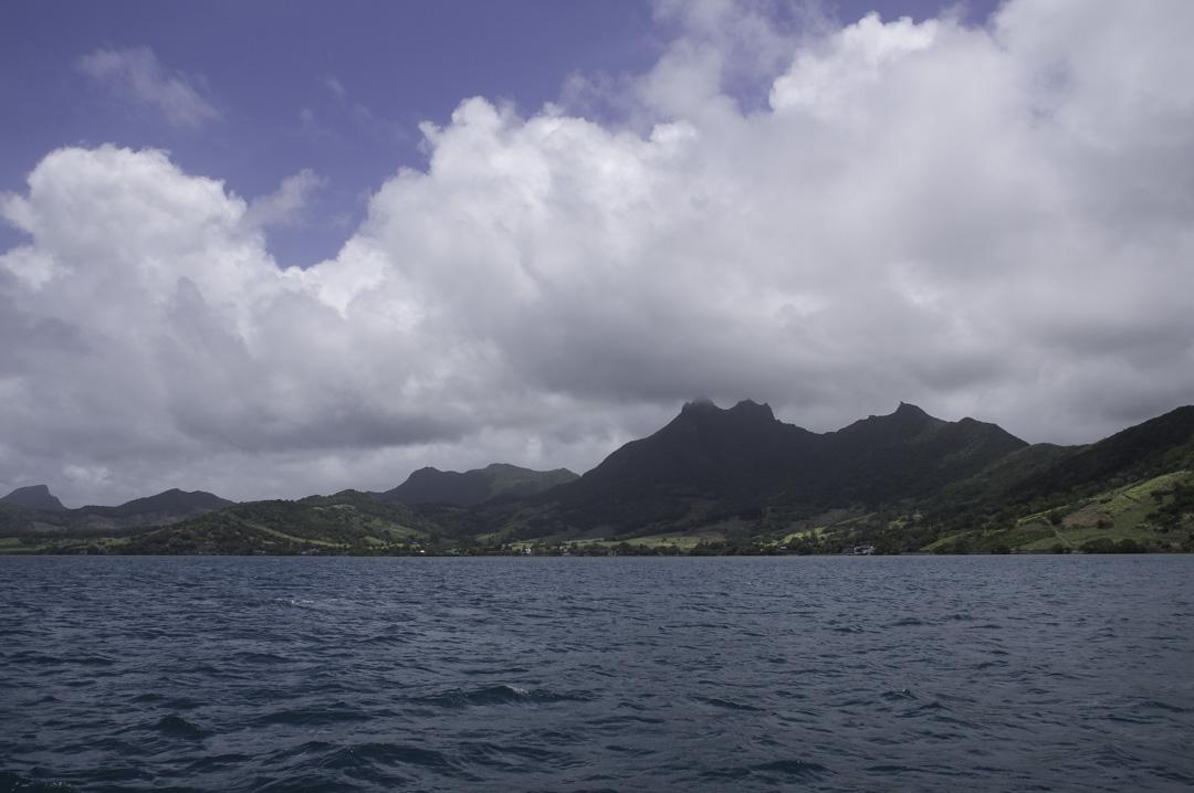 Côte de l'Ile Maurice