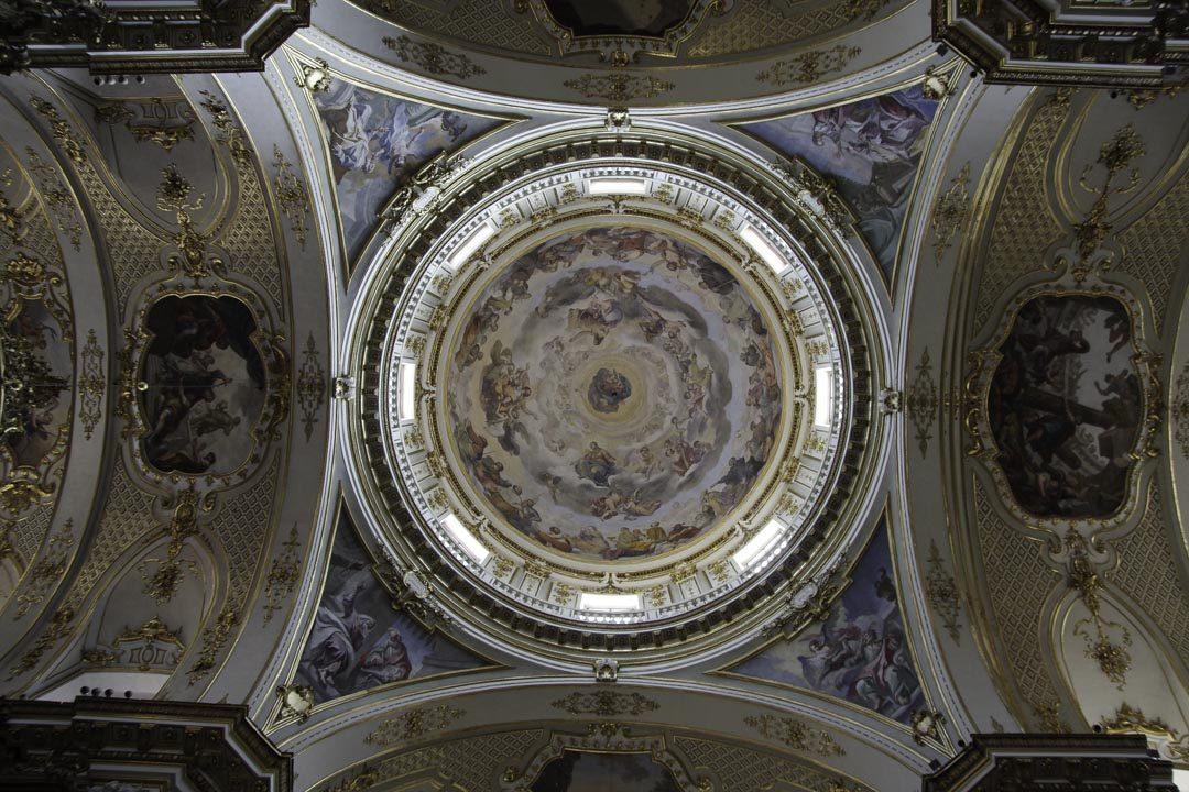 coupole du Duomo de Bergame