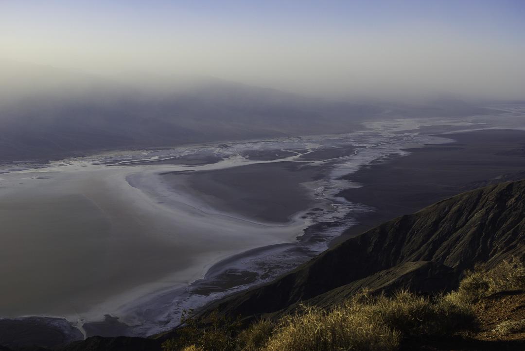 Panorama de Dante's View
