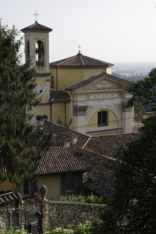 Eglise de San Vigilio - Bergame