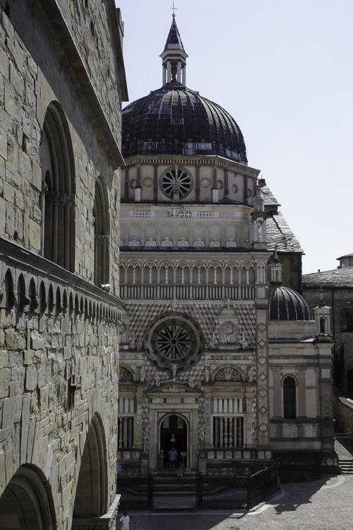 Chapelle funéraire Colleoni - Bergame
