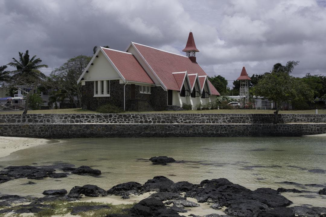 Eglise de Cap Malheureux - Ile Maurice