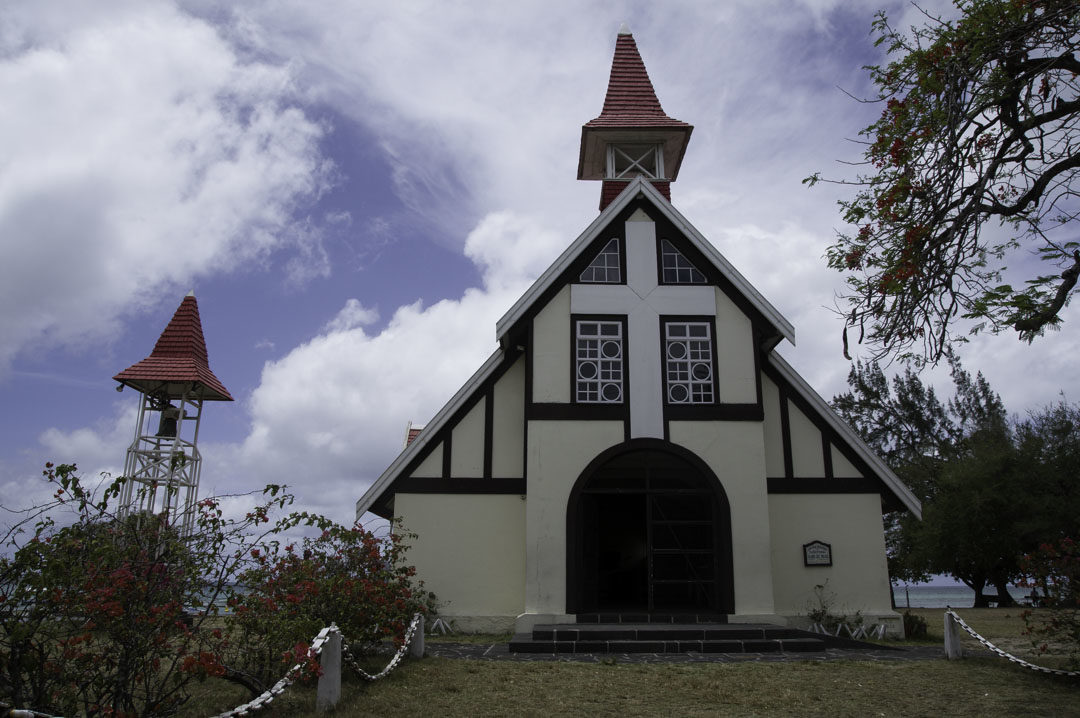 Ile Maurice - Eglise de Cap Malheureux