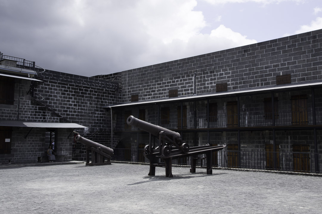 Visite du Fort Adelaide - Port Louis