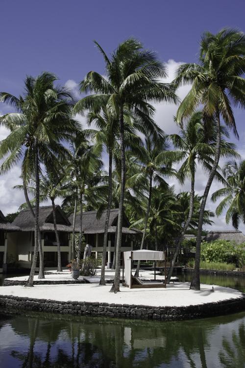 Hotel Prince Maurice - Jardin et espace extérieur