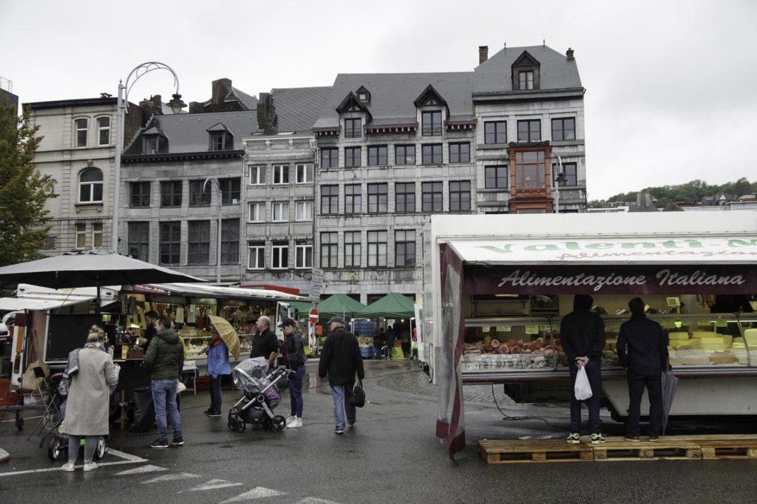 marché dominical de la Batte
